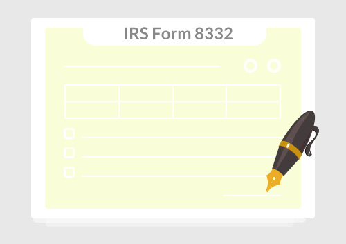 Irs Form 8332 Fill It With The Best Pdf Form Filler Wondershare