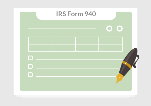 Irs Form 940 Filling Instructions To Save Your Time Wondershare