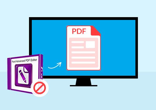 Choose the Right Foxit PDF Editor Alternative for Windows 10