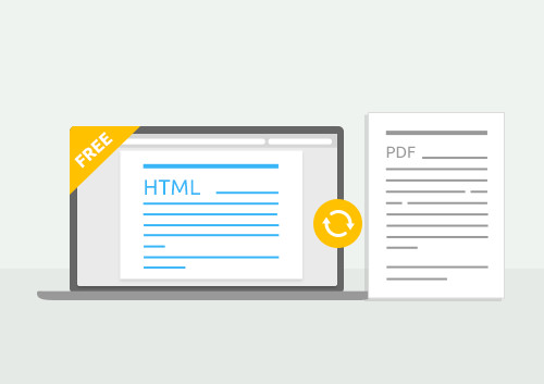 Top 5 Free HTML to PDF Converters