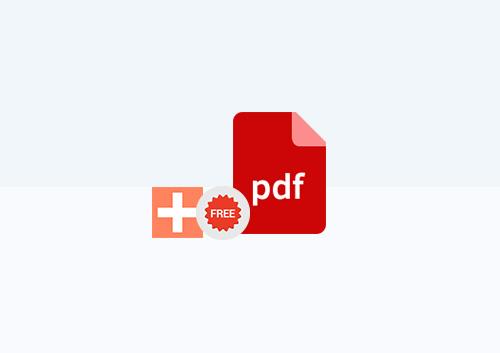 Top 5 Free PDF Creators
