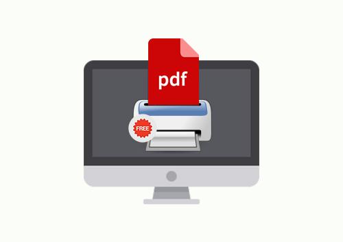Top 5 Free PDF Printers for Mac (macOS Sierra Included)