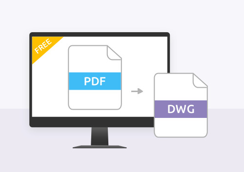 Top 3 Free PDF to DWG Converters