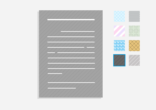 How to Add Background to PDF Files