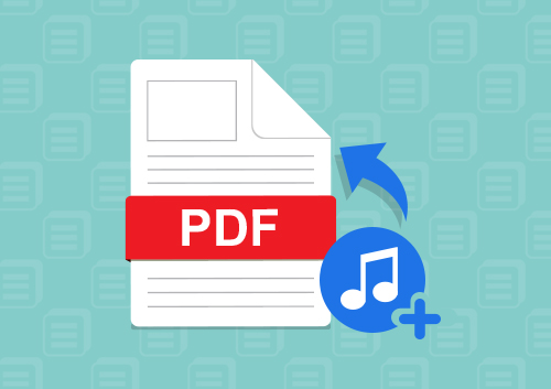 How to Add Music/Audio to A PDF in Adobe Acrobat