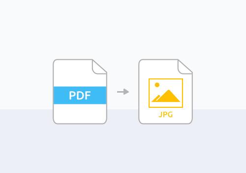How to Change a PDF to a JPEG