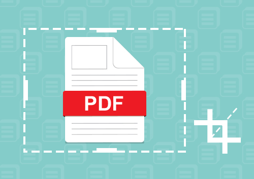 How to Crop a PDF Image