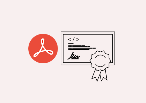 How to Digitally Sign a PDF