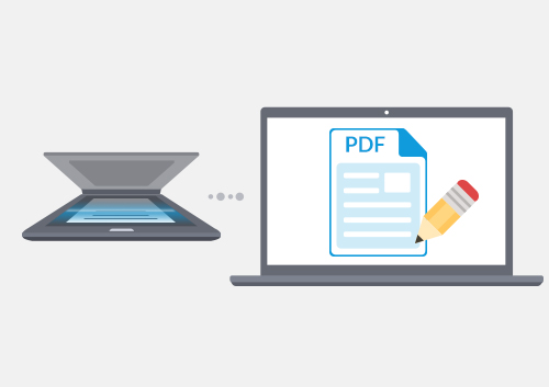 How to Edit Scanned PDF Files without Conversion