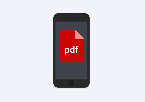 How to View PDF on iPhone
