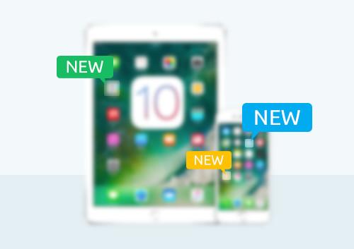 iOS 10 New Feature Rumour