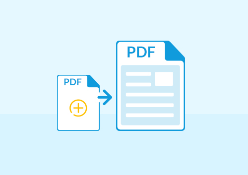 How to Insert Pages into PDF