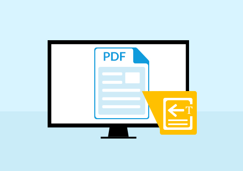 How to Insert Text into PDF