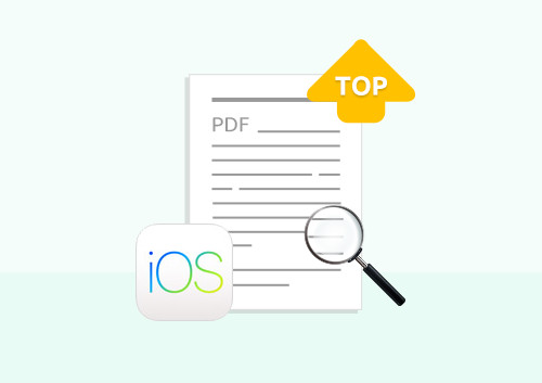 Top 5 PDF Viewer Apps Designed for iOS Devices