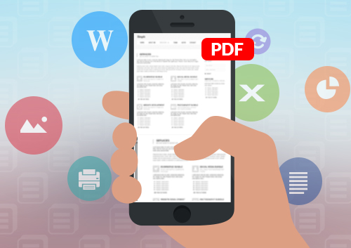 Top 5 PDF Creator Apps for iPhone