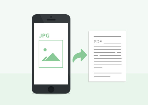 Top 5 JPG to PDF Apps