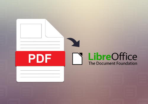 How To Edit Pdf With Libreoffice Pdf Editor Wondershare Pdfelement