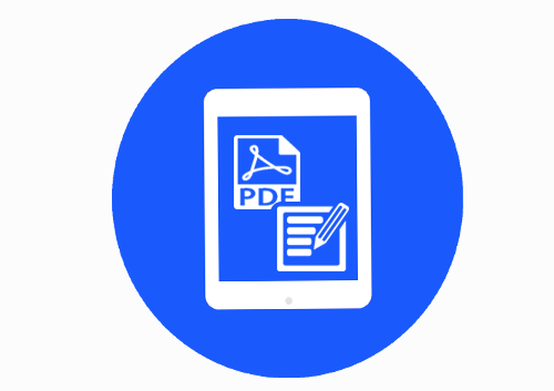 How to Markup PDF on iPad