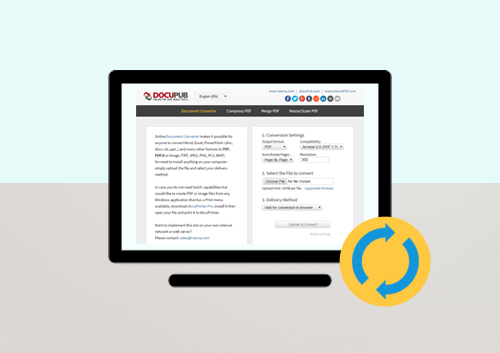 How to Use Neevia PDF Converter