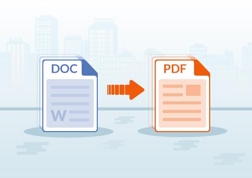 Convert Word to PDF with Nitro Pro Alternative