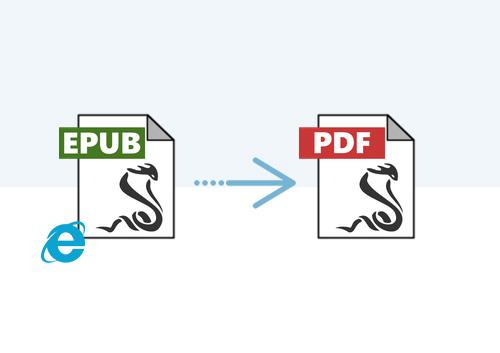 Top 5 Online EPUB to PDF Converters