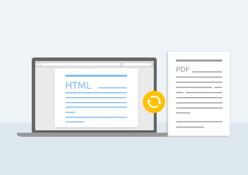 Top 5 Online HTML to PDF Converters