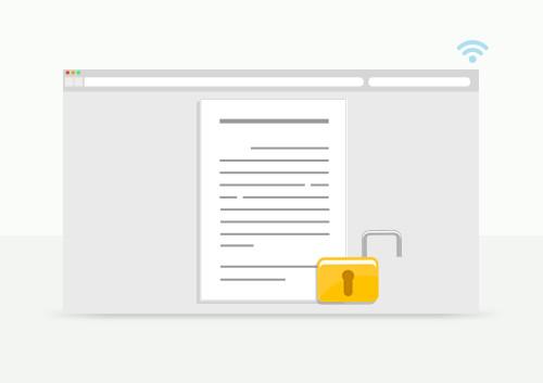 Top 5 Online PDF Password Remover