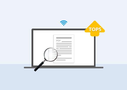 Top 5 Online PDF Readers to View PDF Online