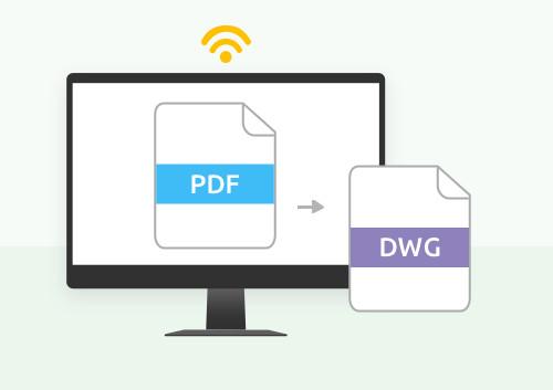 Top 3 Online PDF to DWG Converters