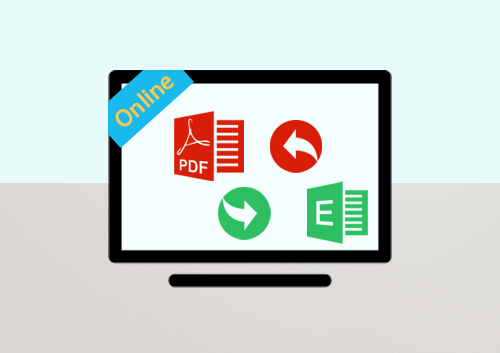 Top 5 Online PDF to Excel Converters