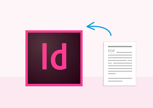 How to Open PDF in InDesign on Mac (macOS Sierra Included)