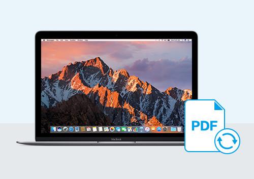 Top 5 PDF Converters for macOS Sierra