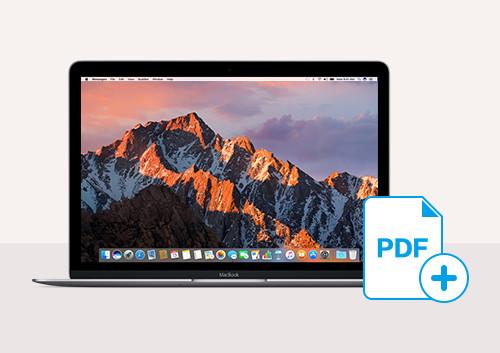 Top 5 PDF Creators for macOS Sierra