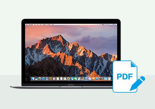 Top 5 PDF Editors for macOS Sierra