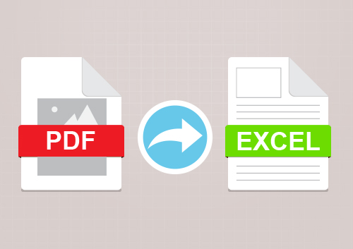 Best Way to Convert PDF Image to Excel