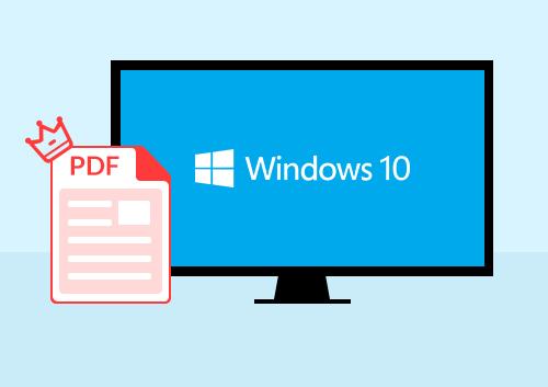 Top 5 Essential Windows 10 PDF Software