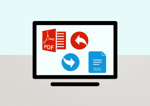 Top 5 PDF to DOC Converters