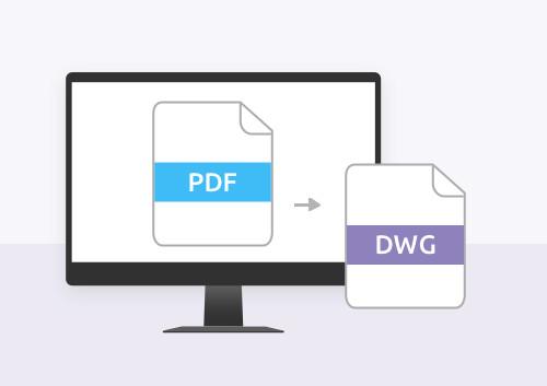 3 Best PDF to DWG Converters