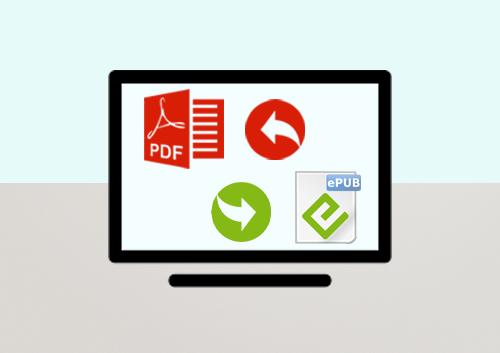 Top 5 PDF to EPUB Converters
