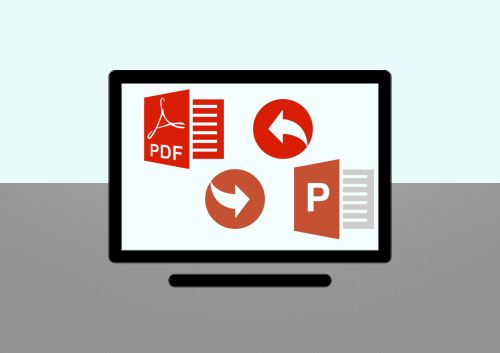 Top 5 PDF to PPT Converters