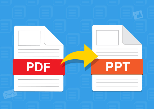 How to Convert PDF to PPT/PPTX?