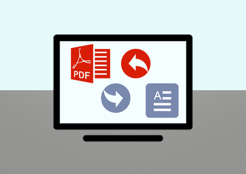 Top 5 PDF to TXT Converters