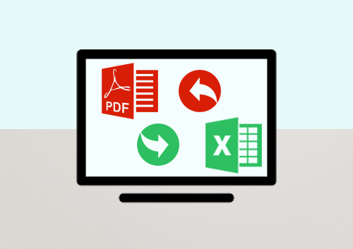 Top 5 PDF to XLS Converters