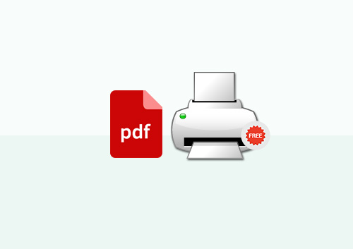 Top 3 Tools to Print to PDF Free of Charge