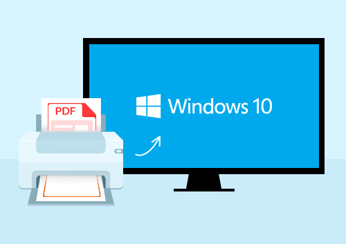 How to Enable Print to PDF on Windows 10