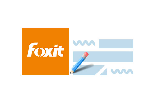 How to Redact PDF in Foxit
