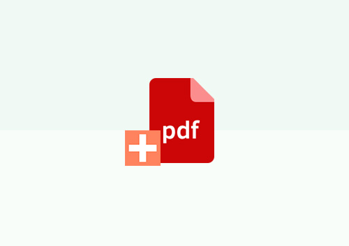 How to Save as PDF
