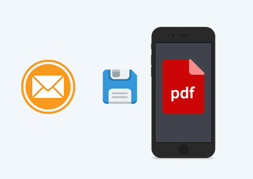 How to Save Email as PDF on iPhone