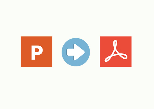 How to Save PowerPoint as PDF