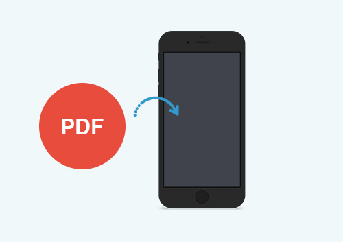 How to Send PDF to iPhone